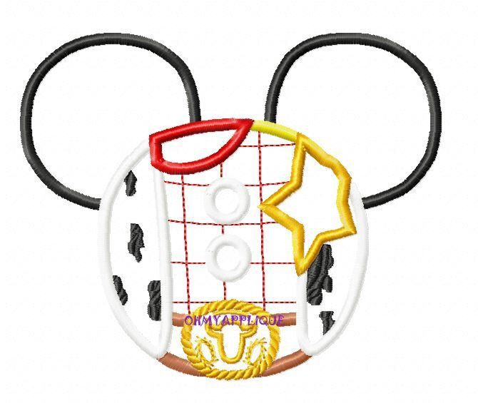 Character Applique Design : Best images about mickey heads on pinterest disney
