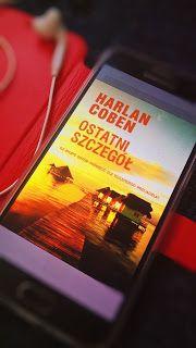 """Książki Harlana Coben to dla mnie taki """"pewnik"""", bowiem kiedy tylko mam ochotę na  sensacyjno-kryminalną powieść to wiem, że ten autor nigdy mnie nie zawiedzie. Tak było i w tym przypadku, bo po całej serii sielankowo miłych i rodzinnych powieści, które miałam przyjemność ostatnimi czasy czytać, przyszła pora na morderstwo i przygody Myrona Boliter."""