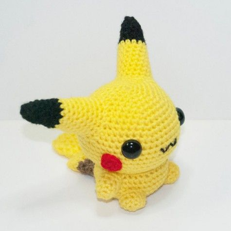 Crochet Patterns Pokemon Characters : Pokemon Amigurumi by Heartstring Crochet crochet ...