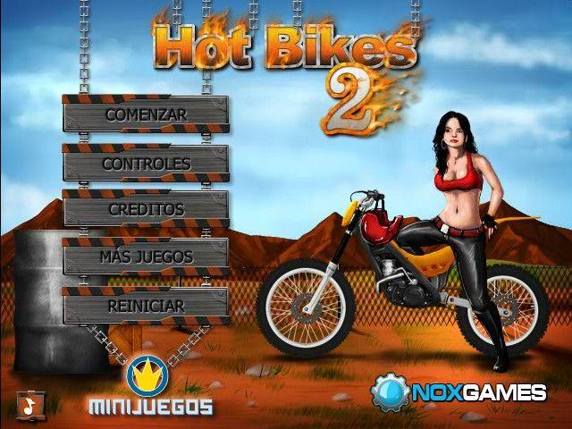 Hot Bikes 2 Game