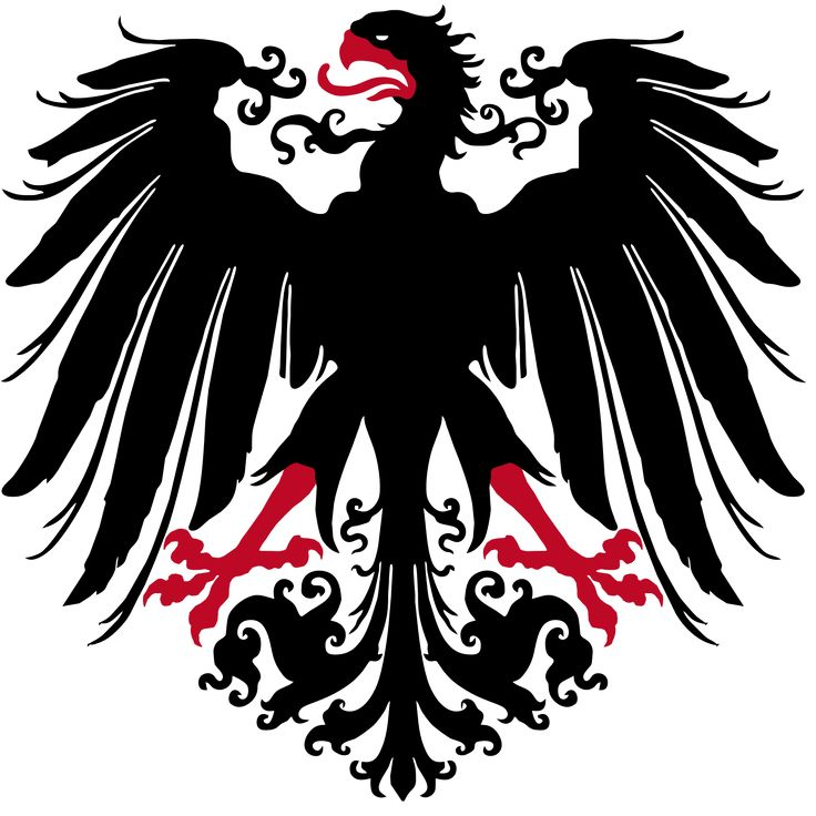 German Eagle Symbol | Eagle of the German Empire by Rarayn