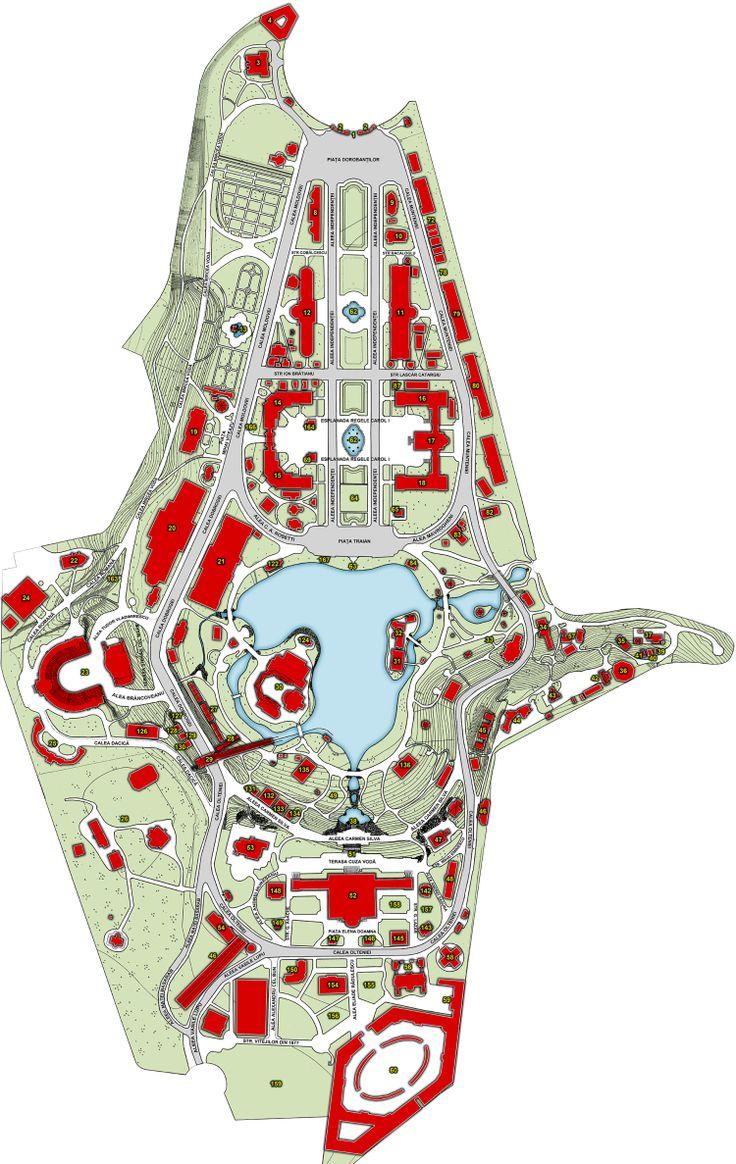 plan pavilioane carol1906