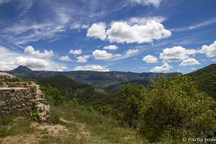 Digne-les-Bains, Alpes de Haute-Provence, France. Vie nomade