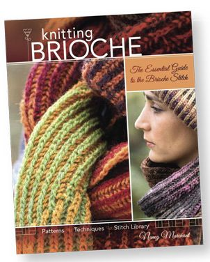 Knitting: Brioche Stitch - easier to learn by watching videos, but this is also a good place to start.