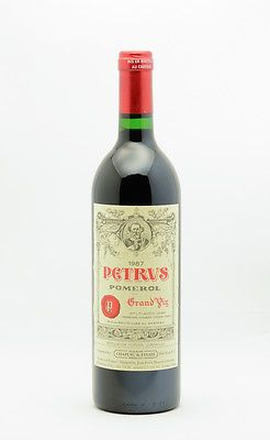 Red Wines 38182: Chateau Petrus Pomerol 1987 -> BUY IT NOW ONLY: $2025 on eBay!