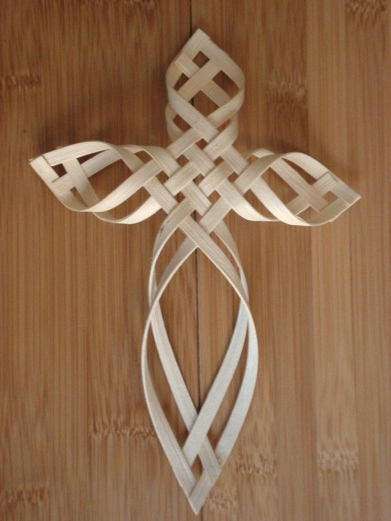Woven Cross PDF by Baskauta27 on Etsy, $5.00