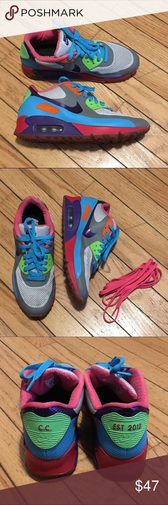 the 25+ best rainbow sneakers ideas on pinterest | cute shoes