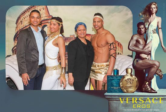 Gallery Versace - 21 July 2015 | Face-Box