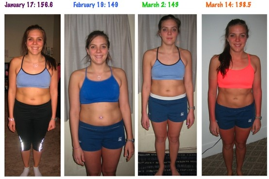 lose weight in two weeks workout