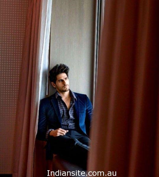 Sidharth Malhotra Photoshoot For Maxim Magazine - Indiansite
