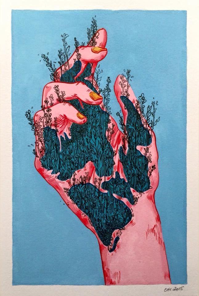artwork by Chi L. (kidkimchi)