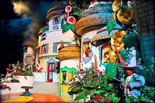 wizard of oz munchkin land inspiration for munchkinland
