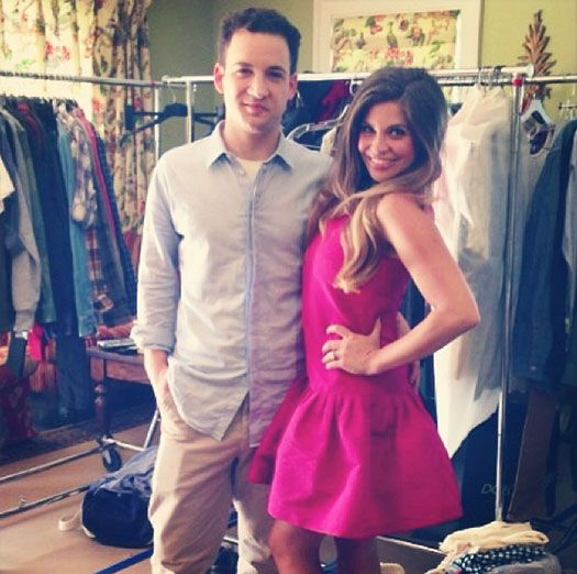 Ben Savage and Danielle Fishel photo shoot!