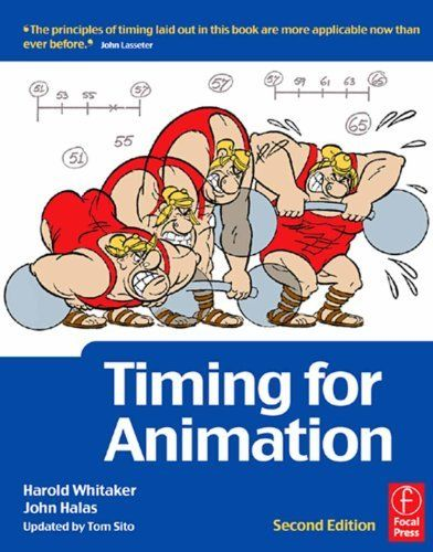 Timing for Animation by Tom Sito. $11.36. 176 pages. Publisher: Focal Press; 2 edition (September 7, 2009)  ★ || iAnimate || ★  Find more at https://www.facebook.com/iAnimate.net http://www.pinterest.com/ianimateschool/ #ianimate  iAnimate.net is quite simply the best animation program in the world. #animation #books #animatorslibrary