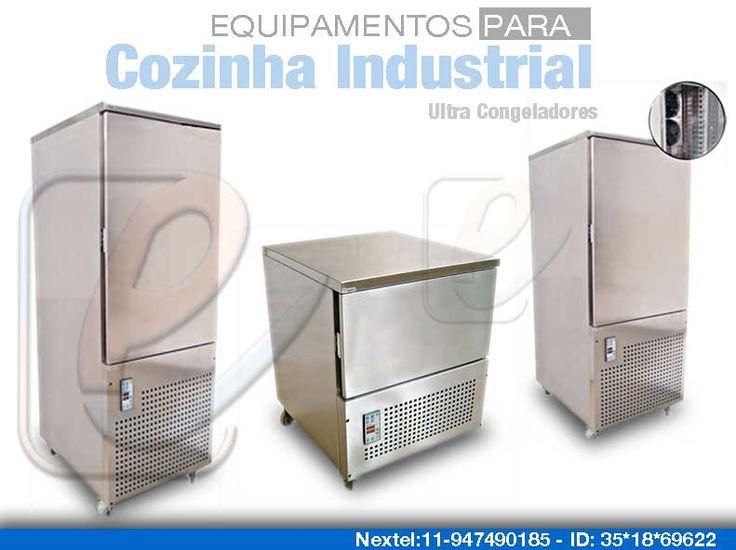 Ultra congeladores