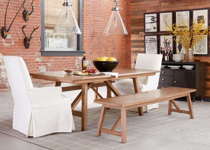 Web Photo Gallery Buy Ethan Allen us Lenox Trestle Table or browse other products in dining room