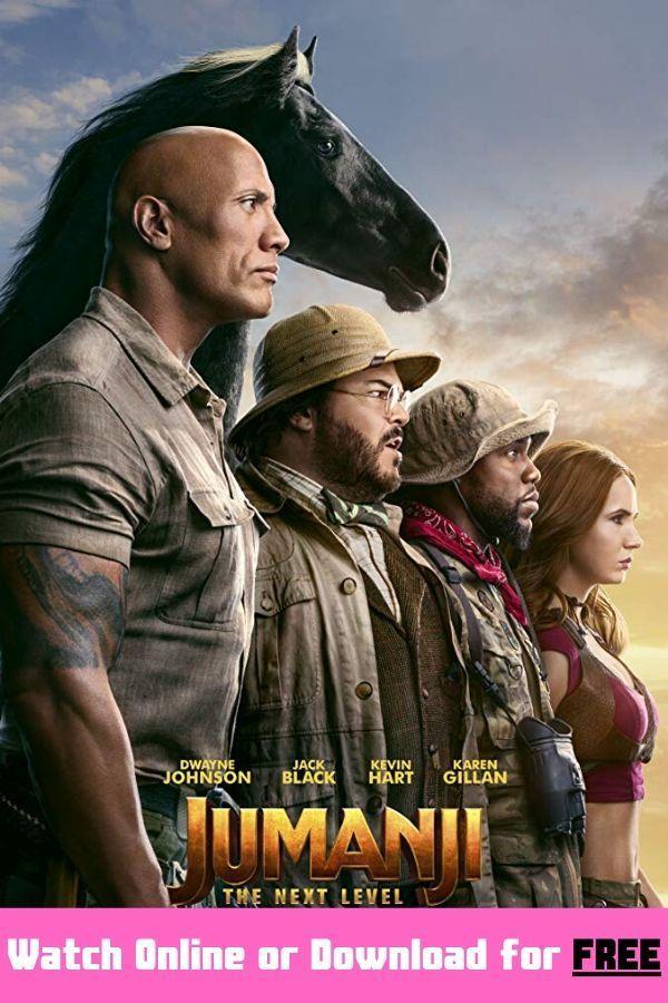 Jumanji The Next Level 2019 Watch Online Jumanji The Next Level Download Jumanji The Next Level 2019 Free Movies Online Full Movies Online Free Movies Online