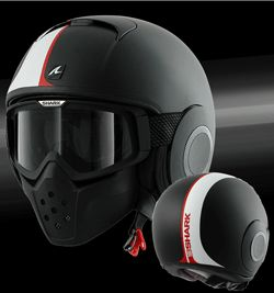 Shark Raw casque moto