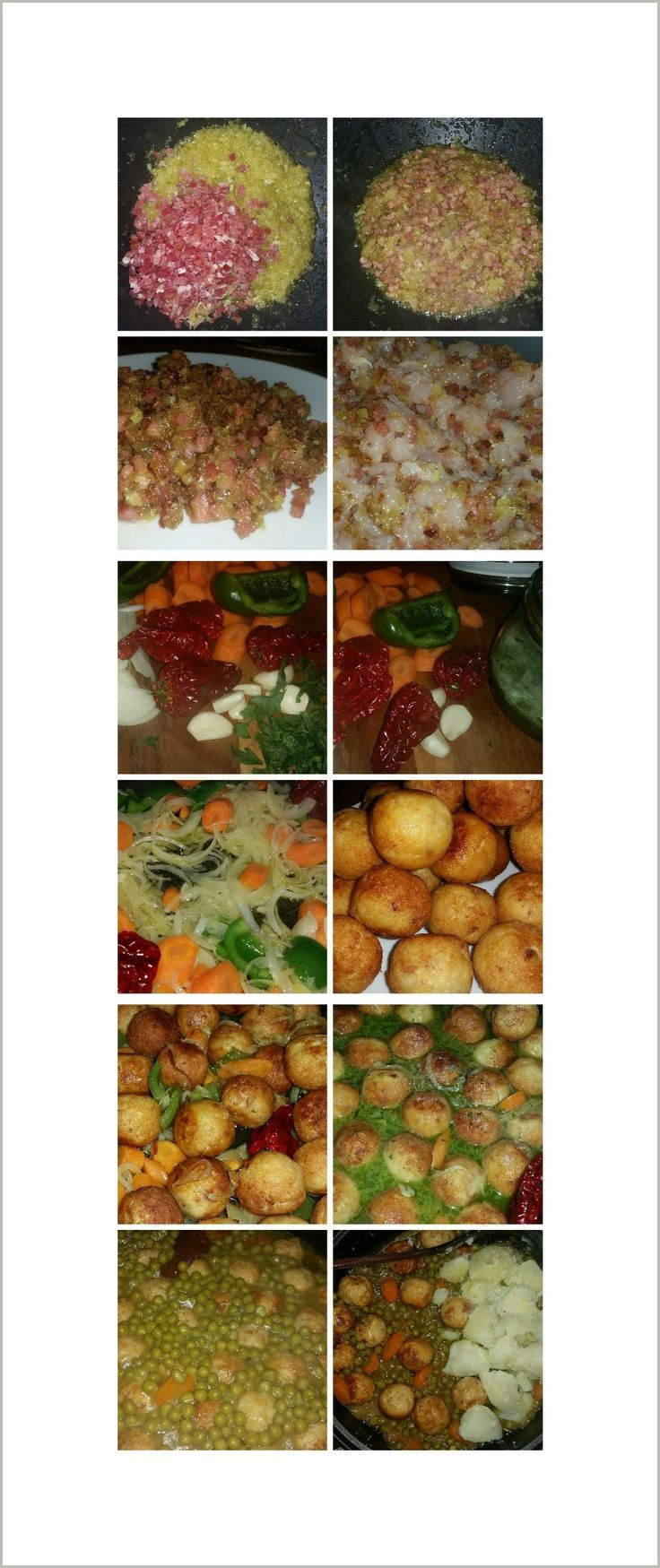 INGREDIENTES para las albóndigas  750 gr de pechuga de pavo 75 gr de jamón 90 gr de queso