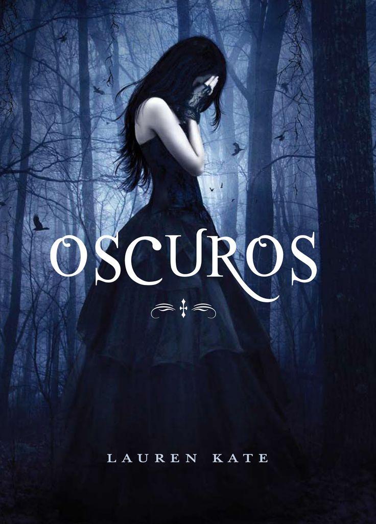 """Oscuros"" de Lauren Kate. Ficha elaborada por Miriam Sánchez."