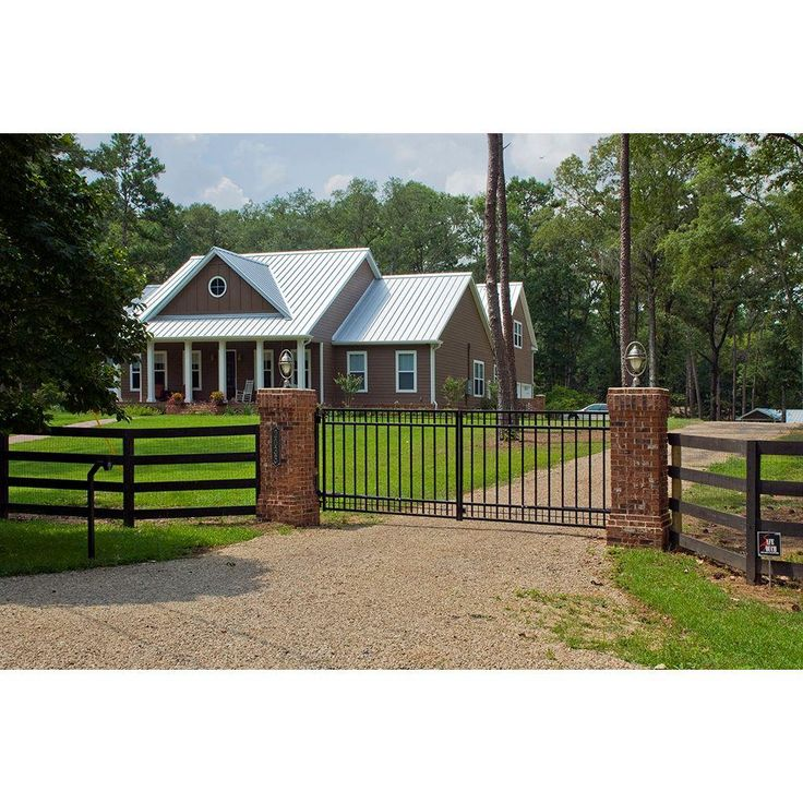 Best 20 Automatic Gate Systems Ideas On Pinterest