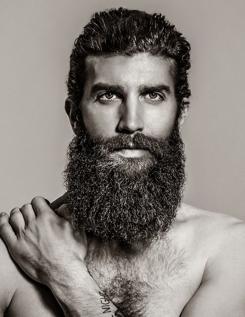 Classical Godly Beards.  Kyle For Revs - Red