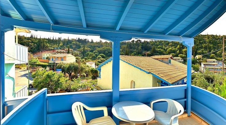 Graceful hospitality in the heart of Aghios Nikitas