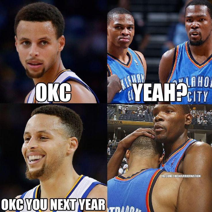 Yep. See you next year OKC