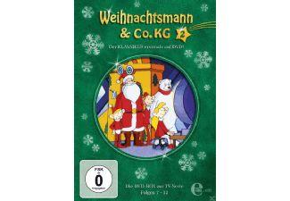 002 - Weihnachtsmann & Co.KG Box - (DVD)