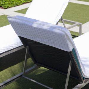 Pool Lounge Chair Towel Covers
