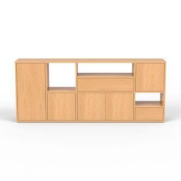 Sideboard Buche - MDF - konfigurierbar