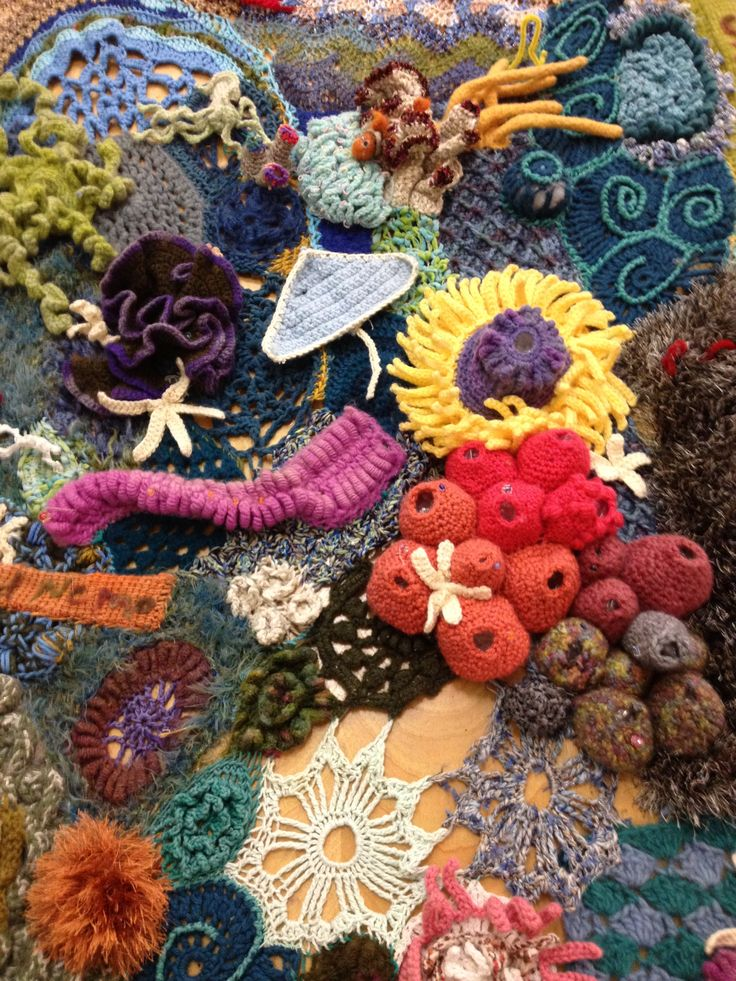 1000 Images About Under The Sea Crochet On Pinterest