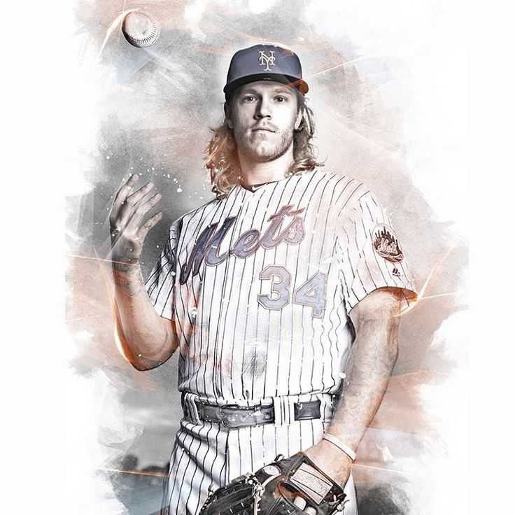 "16.4k Likes, 64 Comments - New York Mets (@mets) on Instagram: ""Happy #ThorsDay! @nsyndergaard is on the bump today. ⚡️ #Mets #Thor"""