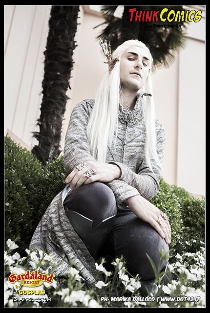 Thranduil Tolkien Cosplay