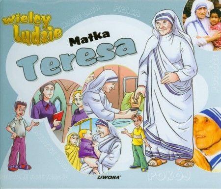 MATKA TERESA. WIELCY LUDZIE KSIĘGARNIA INTERNETOWA AURELUS