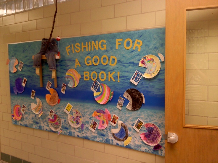 18 curated bulletin boards ideas by kfish63 snowflakes for Good fish names