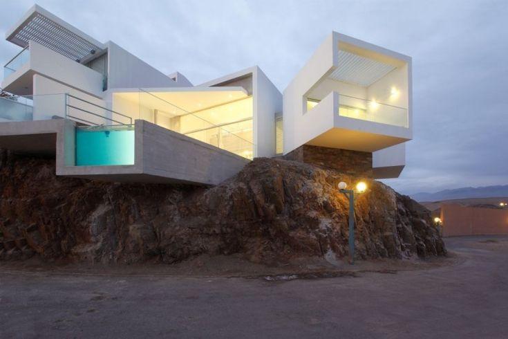 Beach House Las Lomas I-05 by V�rtice Arquitectos | HomeDSGN