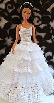 #barbie*crochet ..../..46..33.2 qw