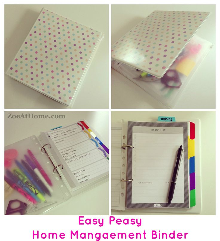 30 Best Images About DIY Planner On Pinterest