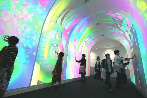 Torafu Architects - docomo Palette UI (TOKYO DESIGNERS WEEK 2011)