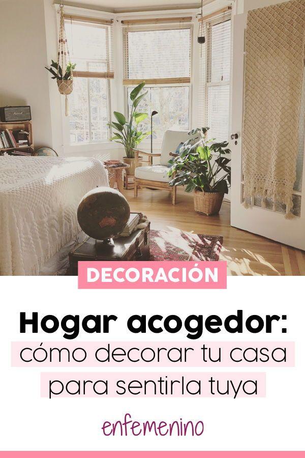 Ideas Para Hacer Tu Casa Mas Acogedora Decoracion Hogar Decoracion De Unas Decoracion De Muebles