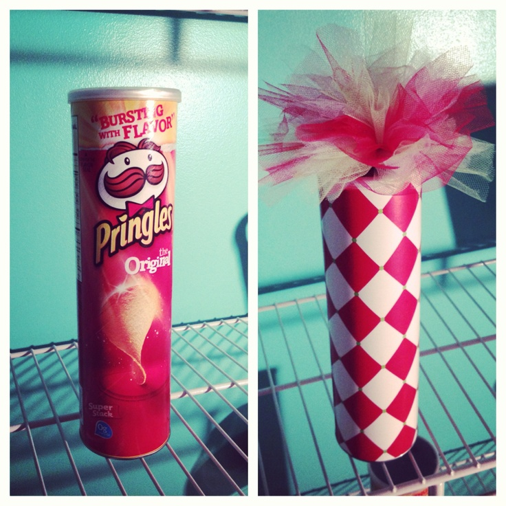 Different Is Awesome Holiday Package: 121 Best Images About Diy Pringles Can Craft Ideas On