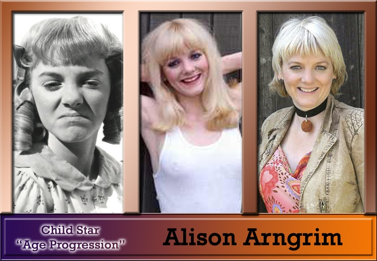 Alison Arngrim Little House On The Prairie Former