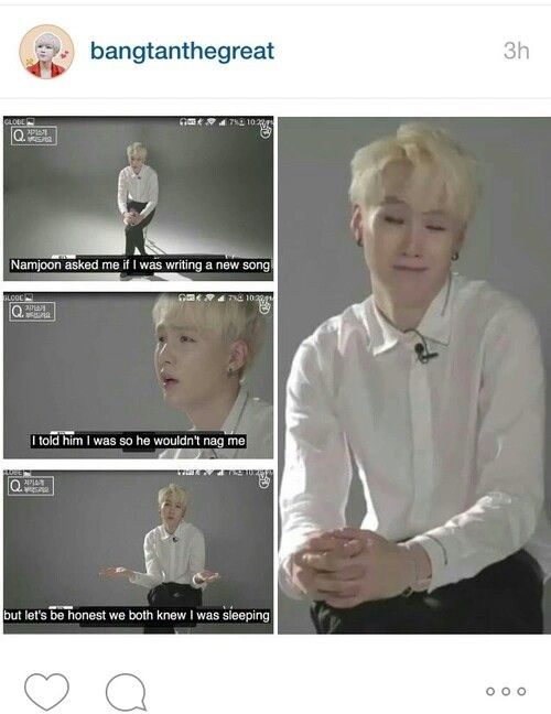 Typical for Suga