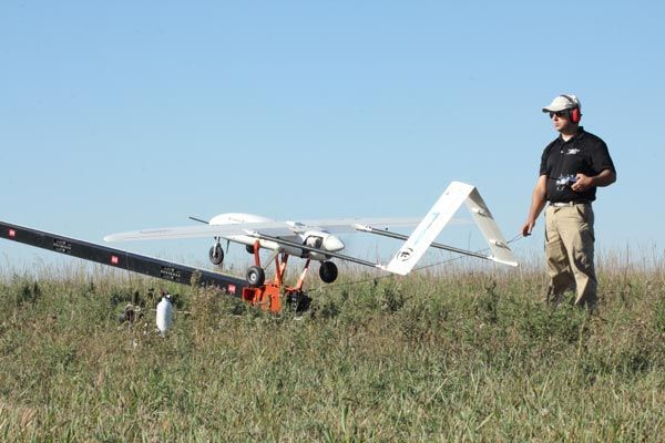 Unmanned aerial systems to detect emerging pest insects, diseases in food crops