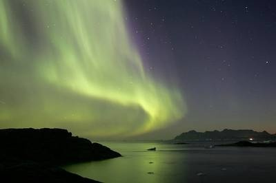 Northern Lights: how to predict if you'll see them. (Sep-Apr)