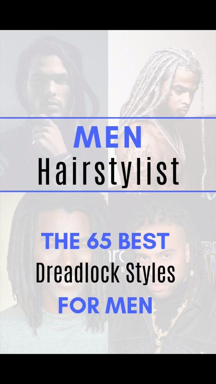 Best 65 Dreadlock Styles for Men in 2019 #hairstyles #hairstylesformen   – Hairstyles For Men