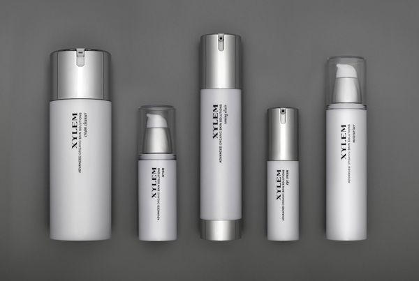 Xylem Advanced Organic Skin Solutions on Packaging of the World - Creative Package Design Gallery