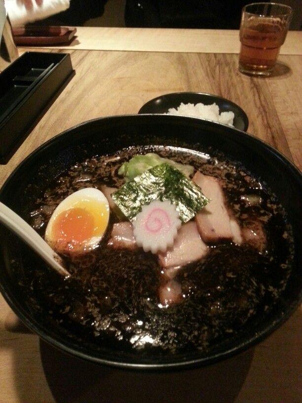 Kogashi Miso Ramen... So Goooddd must find recipe!   Post ...