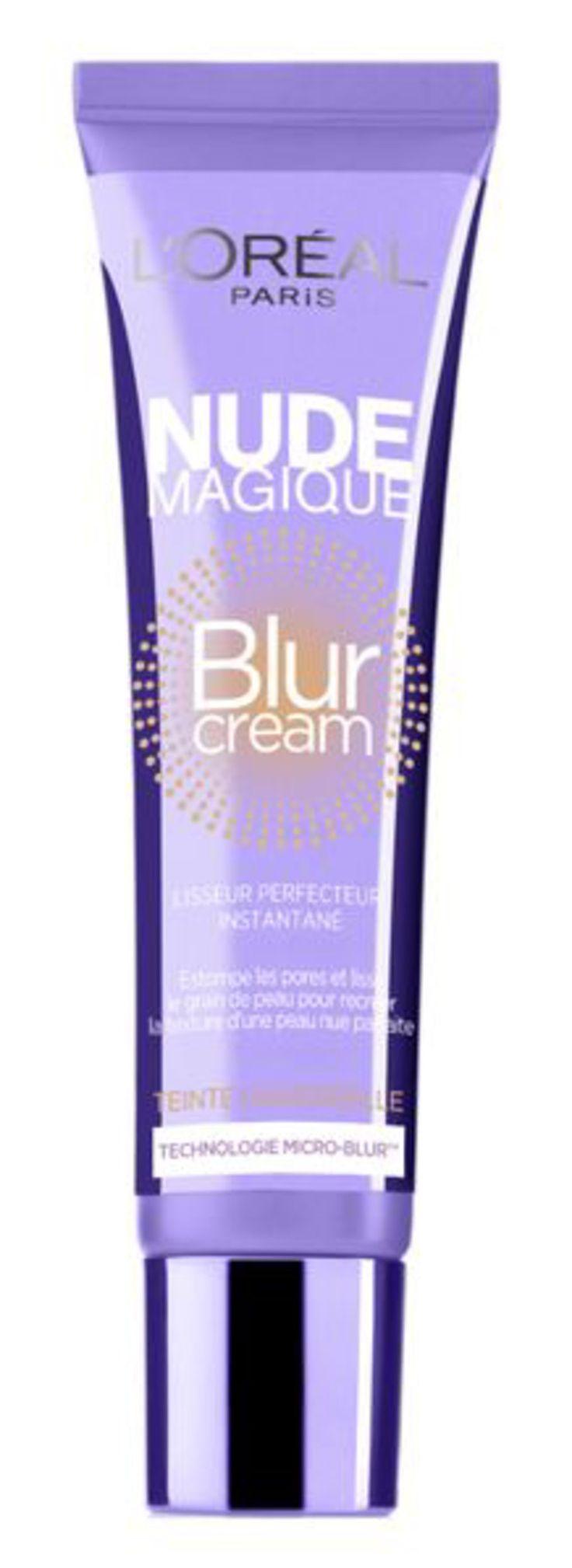 Blur Cream Nude Magique, Lisseur Perfecteur Instantanné, L'Oréal Paris, 14,50 €